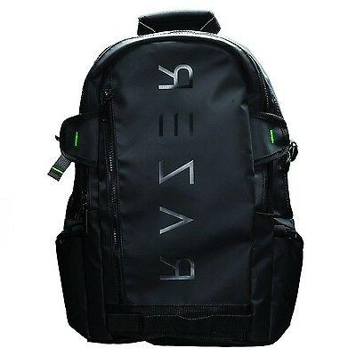 Razer Rogue Backpack - Take Your Gaming On The Go - Fits Up