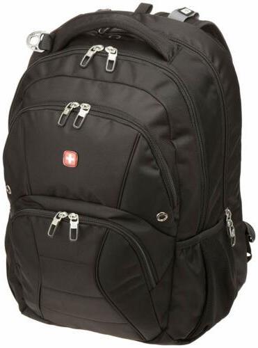 sa1908 black tsa friendly scansmart laptop backpack