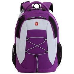 SwissGear Sa5933 Backpack - Purple Yoga Silver S