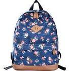 DGY School Backpacks Canvas Backpacks Cute Printed Backpack
