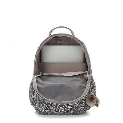 "Kipling 15"" Laptop Backpack Stripe"