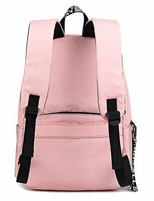 Solid Color College Bag Medium