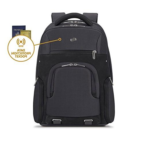 Solo Backpack, Gray,