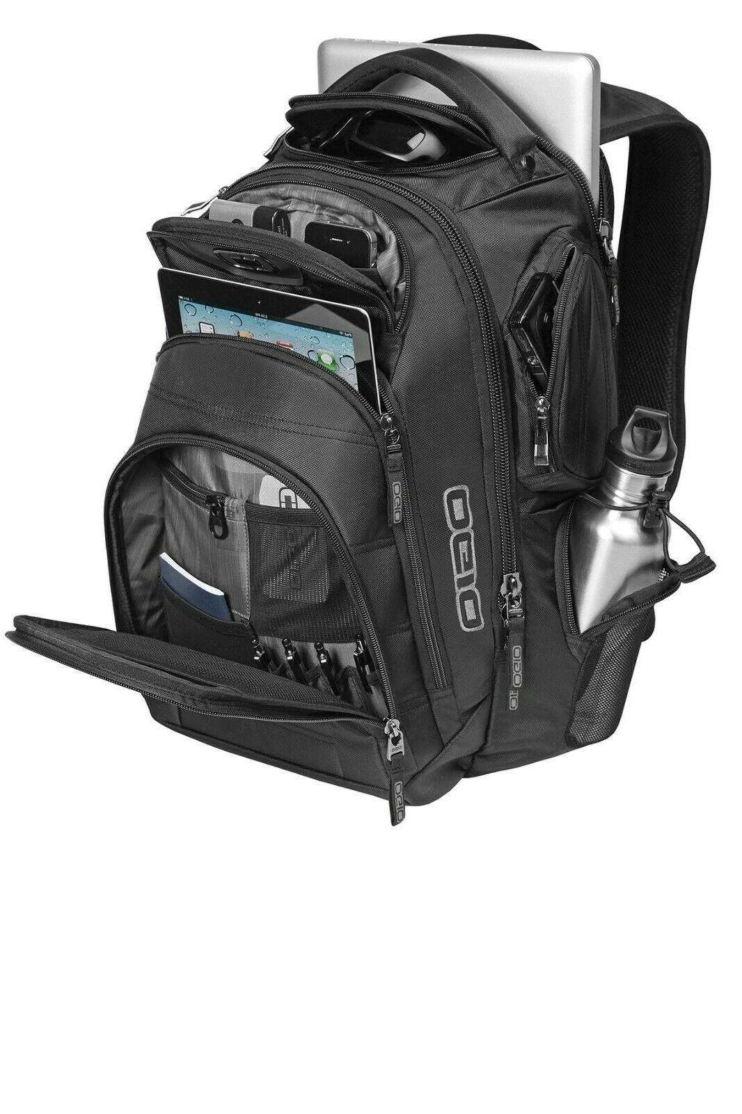 OGIO Back Pack Laptop Backpack Black