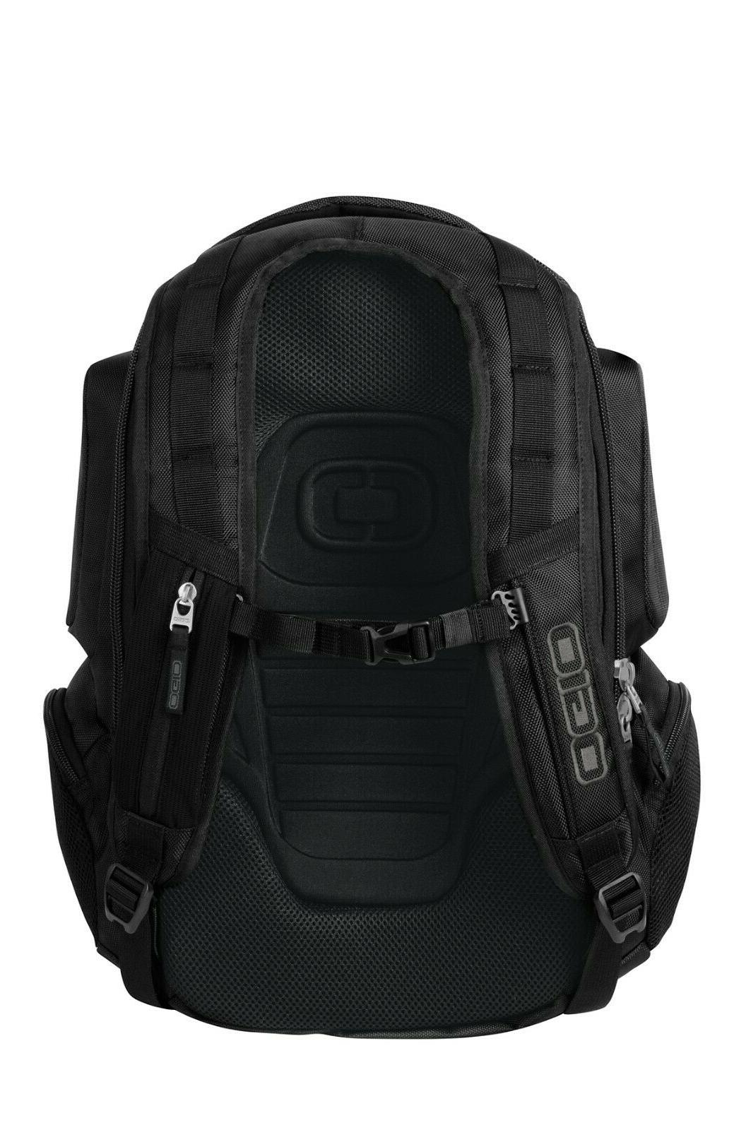 OGIO Stratagem Pack Backpack Black Personalize