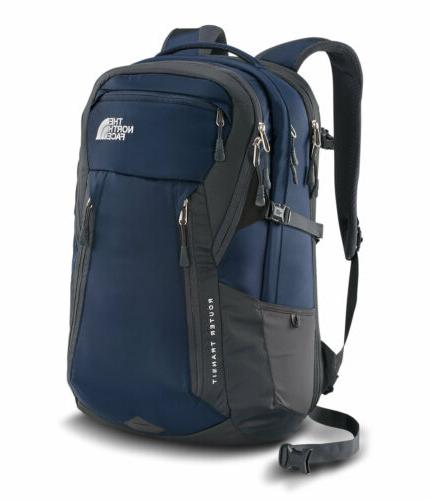The North Face II. Transit, Shot, Laptop NWT