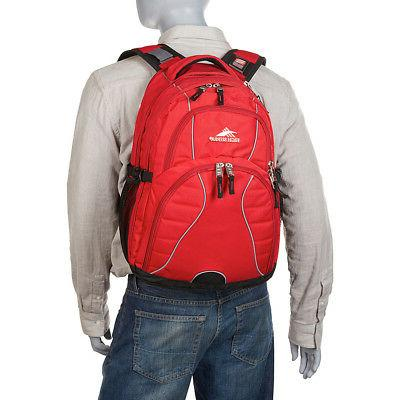 High Sierra Swerve Backpack - Colors Backpack