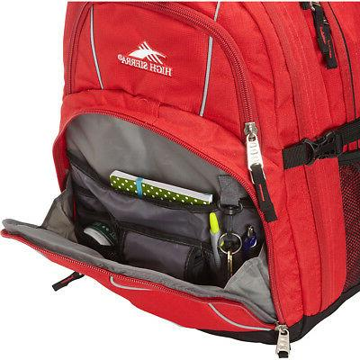 "High Swerve Backpack - 15"" 20"