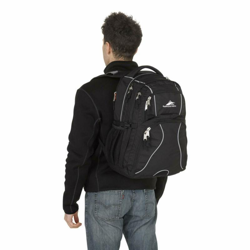 High Sierra Swerve Backpack, Laptop for High School C