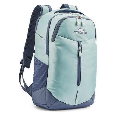 High - Pro Laptop Backpack Gray Blue/Blue Haze
