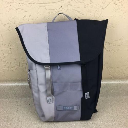 Timbuk2 Black Gray Laptop Version