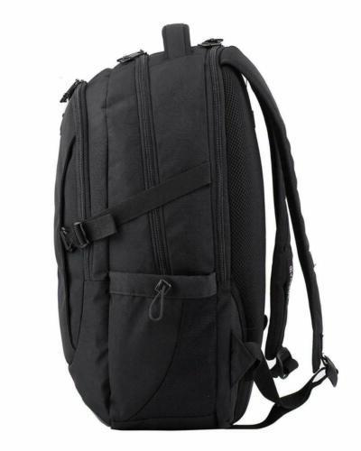 Swiss Backpack Notebook Laptop Rucksack Shoulder Travel School