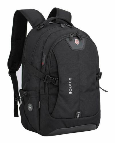 Swiss Laptop Rucksack Shoulder Travel School