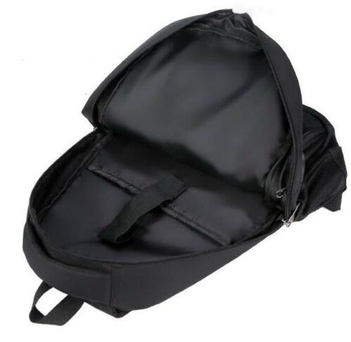 "Swiss EVA Protect 15.6"" Laptop USB Charge Travel Bag"