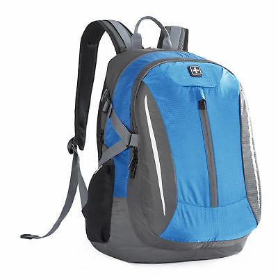 Swiss 17'' Backpack Outdoor Travel Shoulder