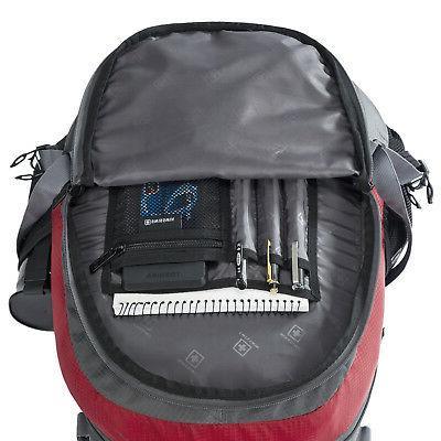 Swiss 17'' Backpack Notebook Travel Bag Shoulder bag