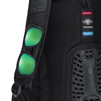 Swiss Waterproof Bag Backpack Notebook Bag