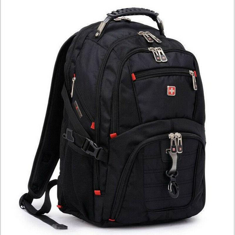 Swiss Gear Waterproof  Computer Notebook School Bag Travel B