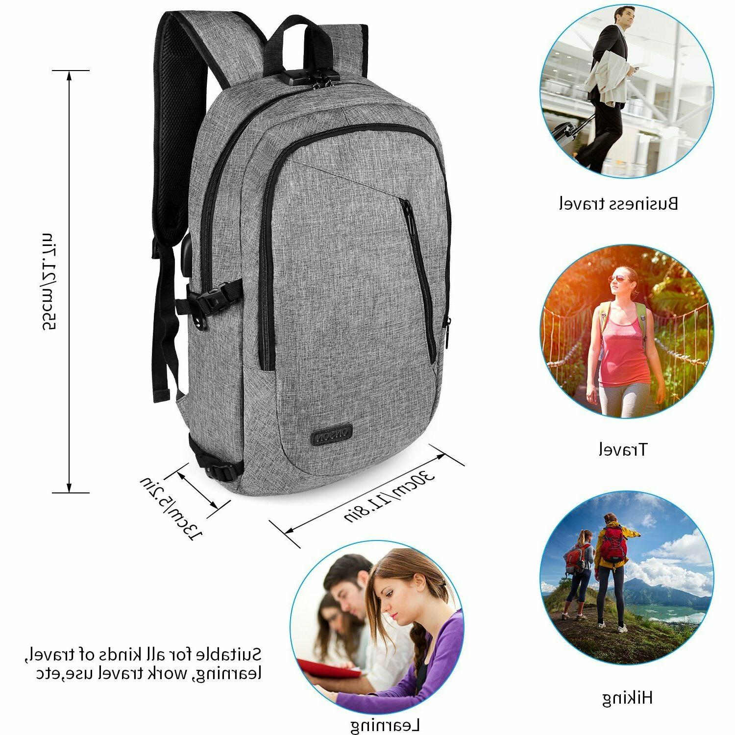 Swiss Multifunctional Charge School bag