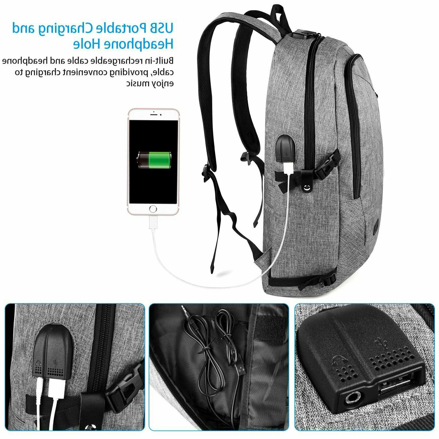 Swiss Backpack Charge