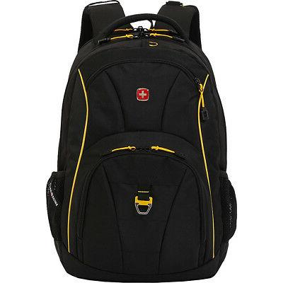 swissgear backpack black cod