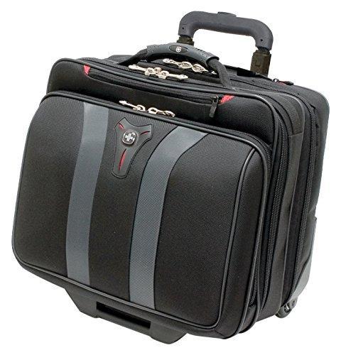 f80a6ede3a Swissgear Granada Rolling Case Nylon for Upto 17-Inch
