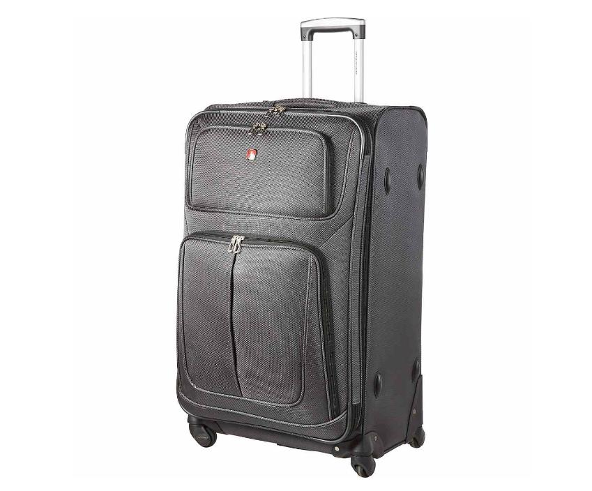 """SwissGear Spinner 29"""" Check-In Bag Charcoal 01 - New & free"""
