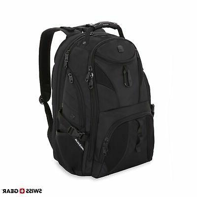 swissgear travel gear 1900 scansmart tsa laptop