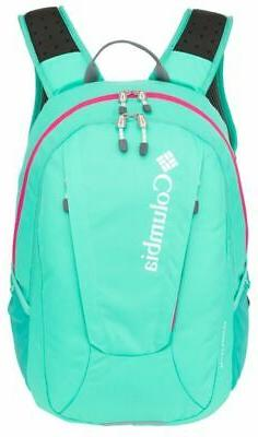 """Columbia Tamolitch Backpack With 15"""" Laptop Pocket, Circuit"""