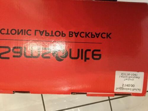"Samsonite® Tectonic Backpack 15.6"" Laptop Black~"