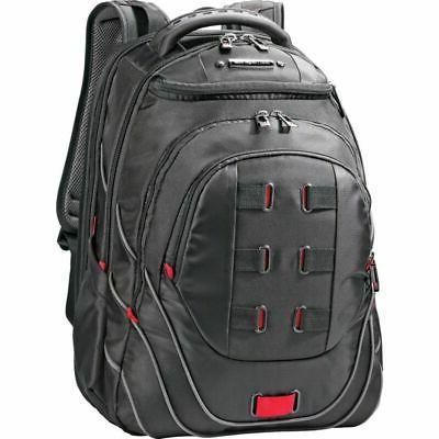 Samsonite® Tectonic PerfectFit Laptop Backpack, Black/Red