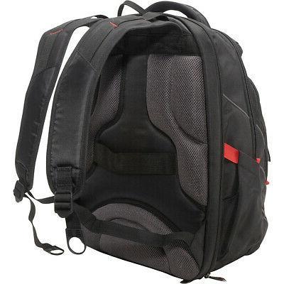 Samsonite Tectonic Backpack Black/Red Business &