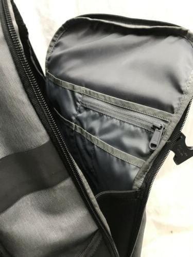 Laptop Backpack Fog Gray