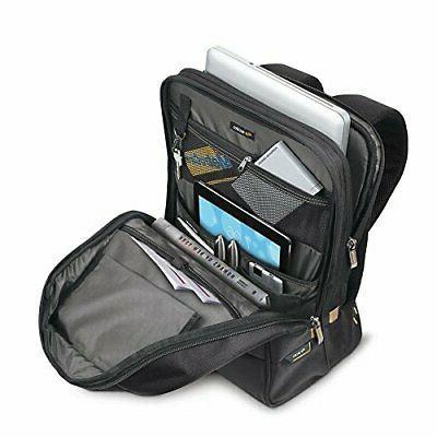 Solo Laptop Backpack, Black