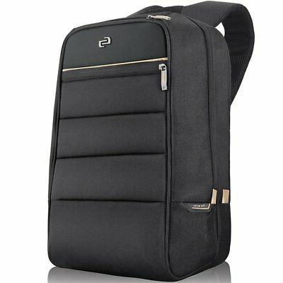 transit 15 6 inch laptop backpack black