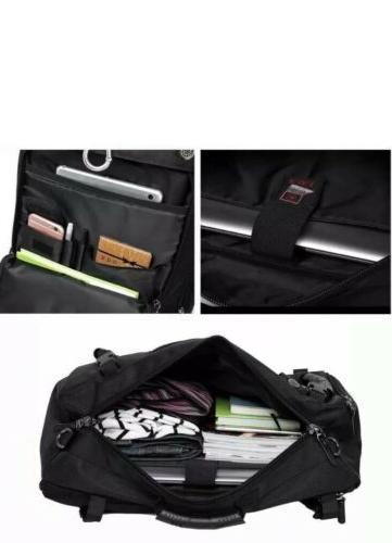 KAKA Backpack,Laptop Liters black)