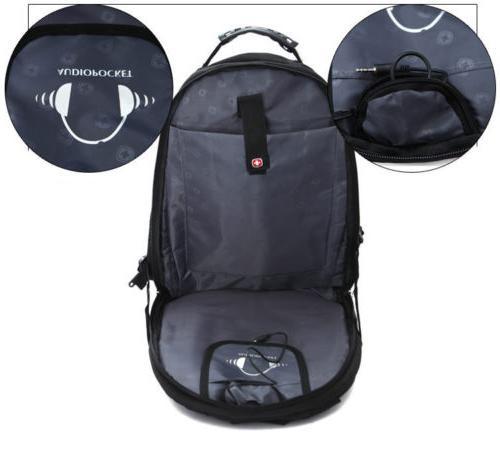 Laptop Rucksack School Bag