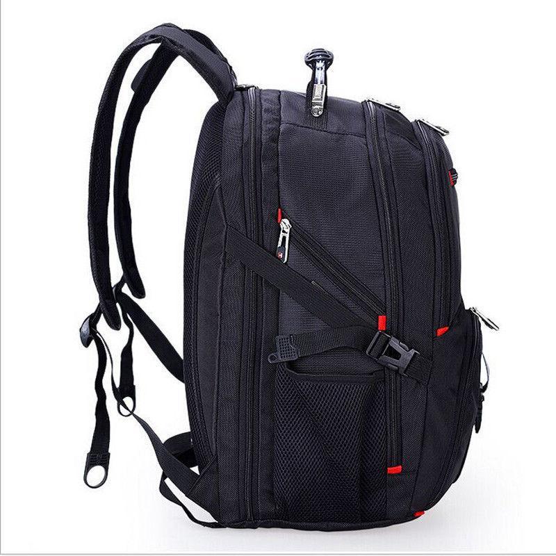"Travel Gear 15"" Laptop Waterproof Rucksack School Bag"