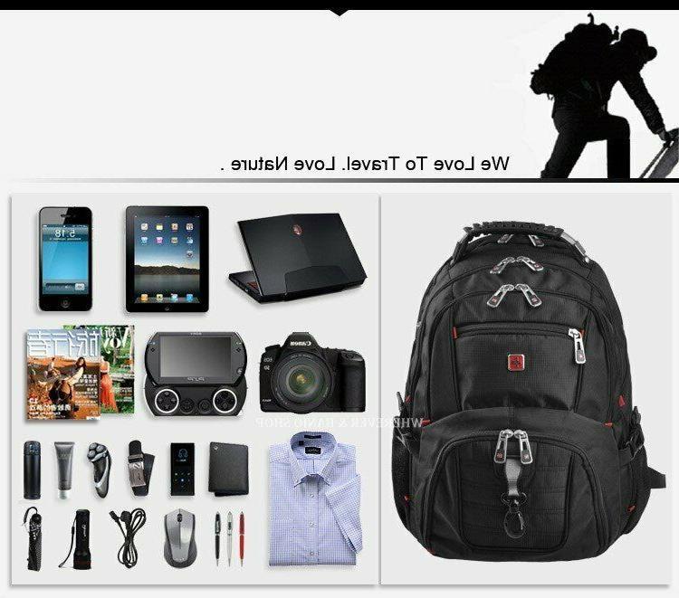 Travel Laptop Backpack Rucksack School