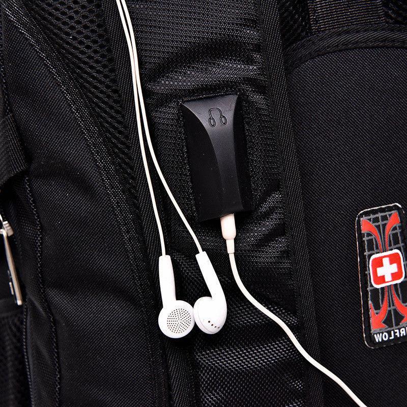 Travel Gear Laptop Waterproof Rucksack