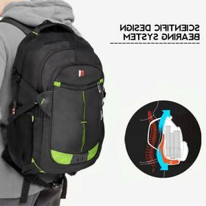 """Travel Gear ScanSmart Backpack Black Colors 17"""""""