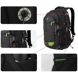 """Travel Black Colors 17"""" Backpack NEW"""