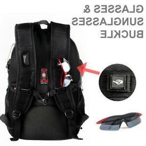 Travel Gear ScanSmart Black Backpack NEW