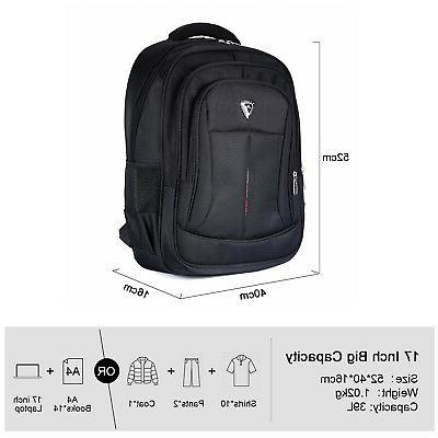 Travel Backpack Extra Large for Mens