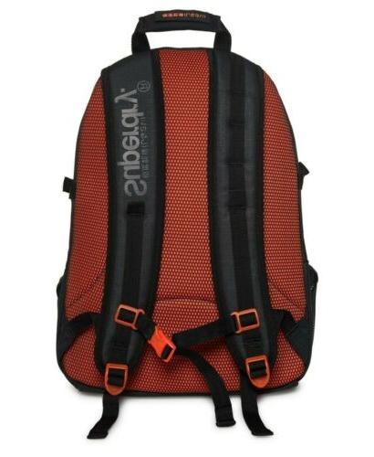 Superdry Black 15 Japanese Backpack Japan