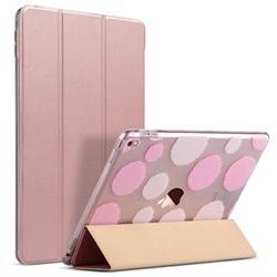 ULAK Ultra Slim Fit Bumper Smart Case Stand for Apple iPad P
