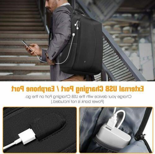 Daypack Bag USB Travel