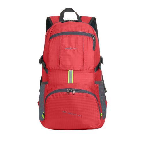 Unisex Travel Sport Shoulder Laptop Hiking Zipper School