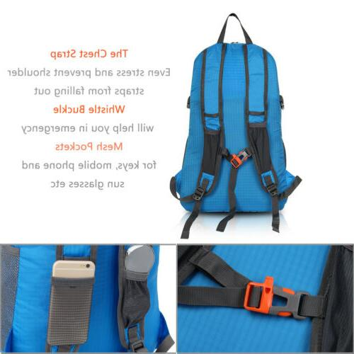 Unisex Laptop Hiking Zipper
