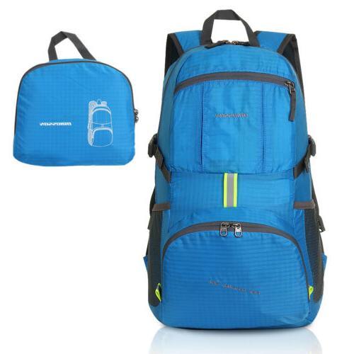 unisex travel sport shoulder laptop backpack hiking